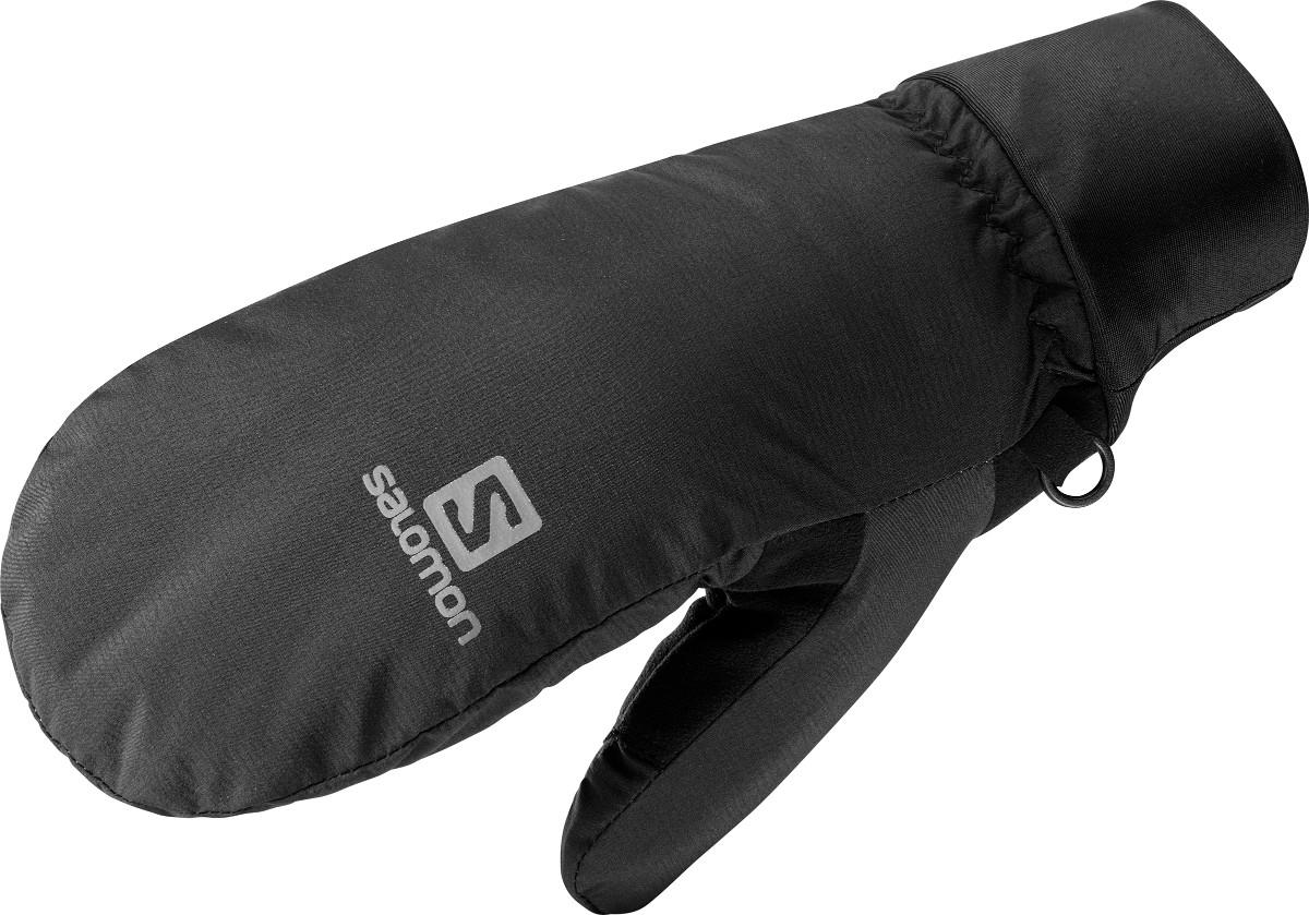 Rukavice RS  WARM MITTEN U Black