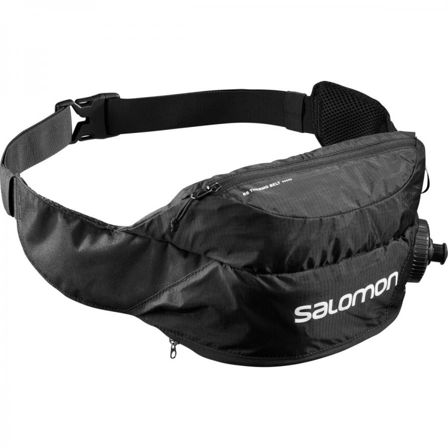 Ľadvinka Salomon RS THERMOBELT Black