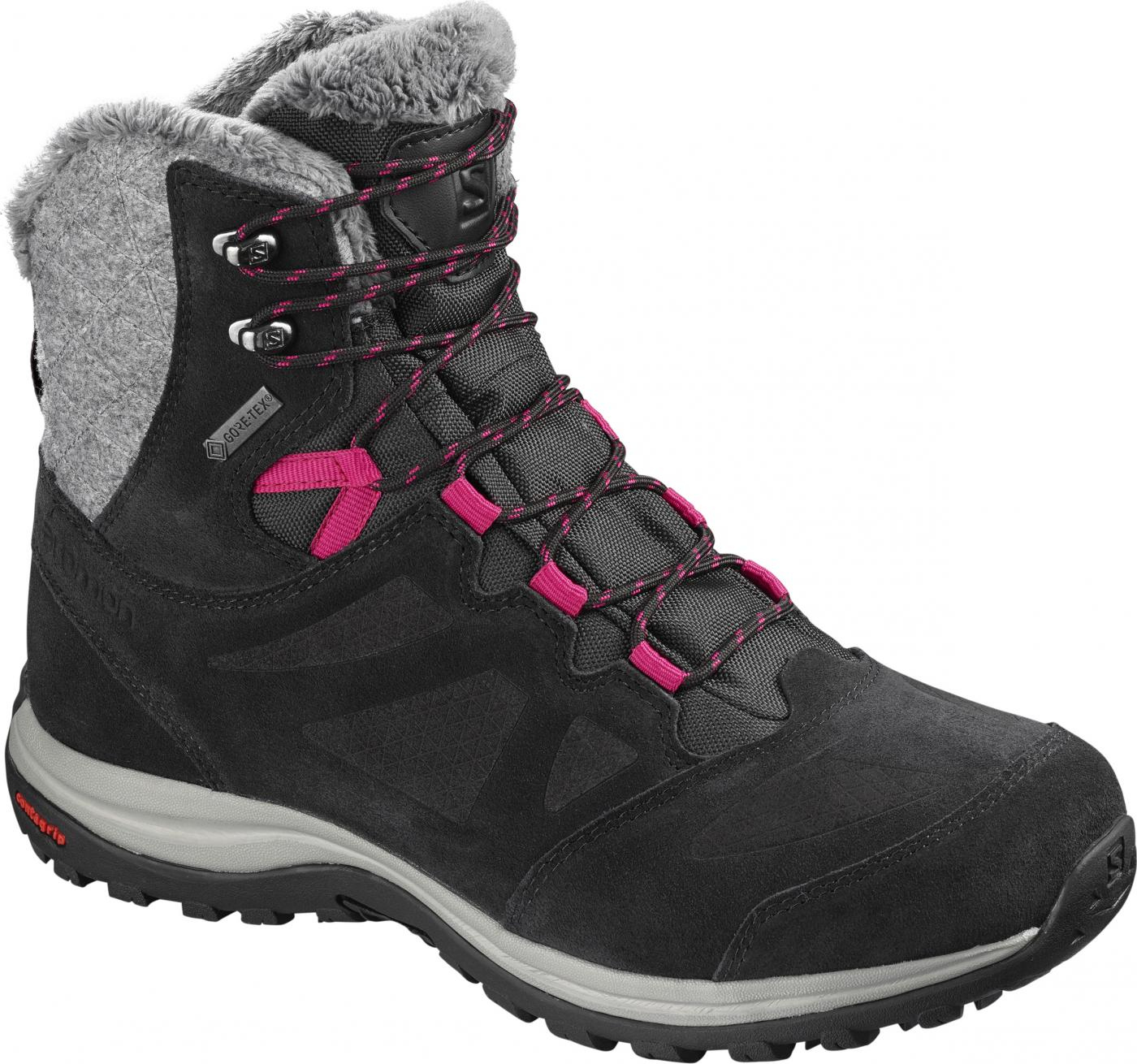 Dámska zimná obuv Salomon ELLIPSE WINTER GTX Black / Phantom