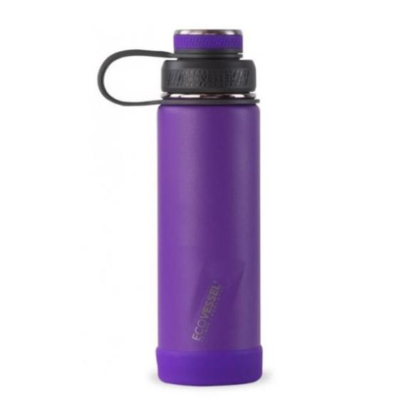 Termofľaša Eco Vessel Boulder 600ml Purple Haze