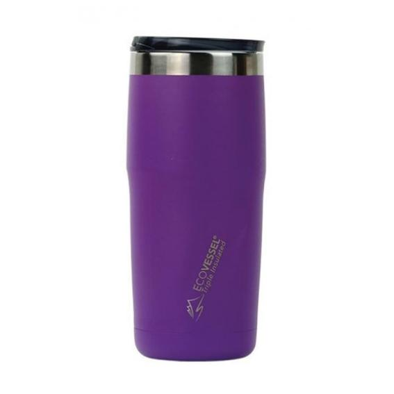 TERMOPOHÁR ECO VESSEL 470ml PURPLE RAIN