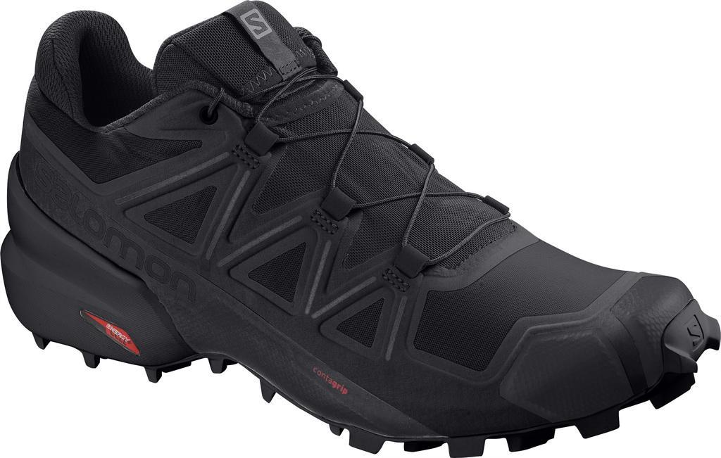 5621eb437dfd Dámska trailová obuv Salomon SPEEDCROSS 5 W Black   Black   Phantom ...