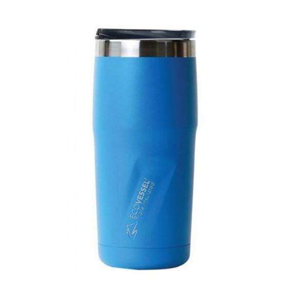 TERMOPOHÁR ECO VESSEL 470ml ISLAND BLUE