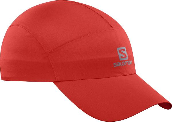 Čiapka Salomon WATERPROOF CAP Goji Berry