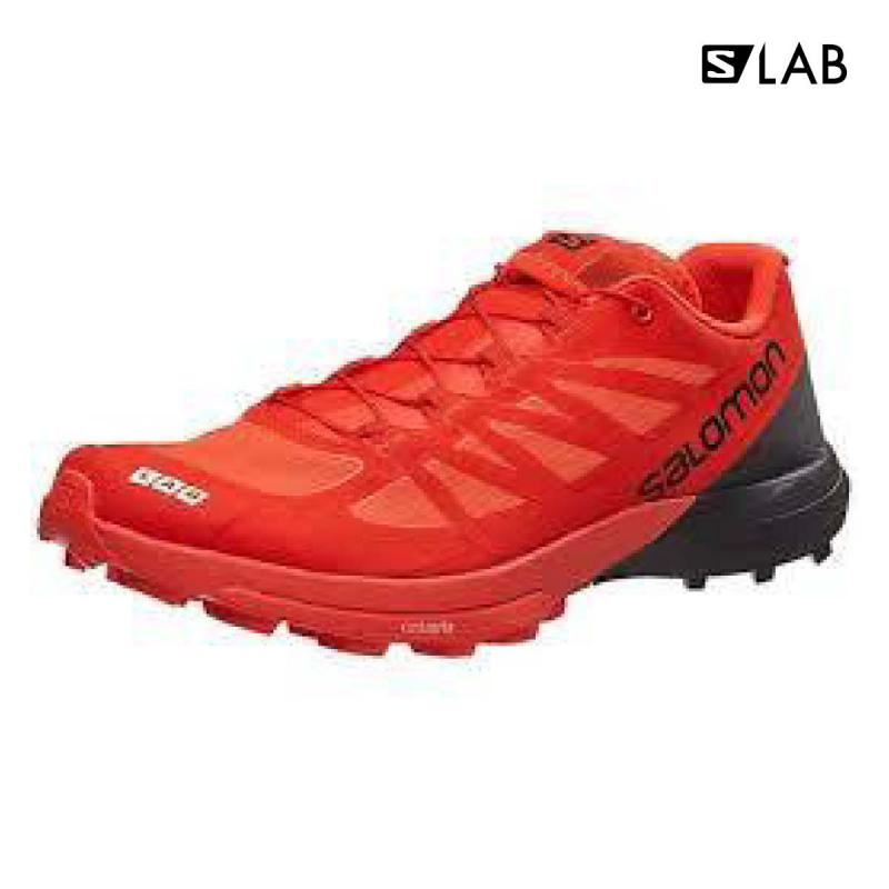 Bežecká obuv Salomon S/LAB SENSE 6 SG Red / Black / White