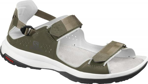 Outdoorová obuv Salomon TECH SANDAL FEEL Grape Leaf / Trellis
