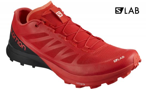 Bežecká obuv Salomon S/LAB SENSE 7 SG Red / Black / White