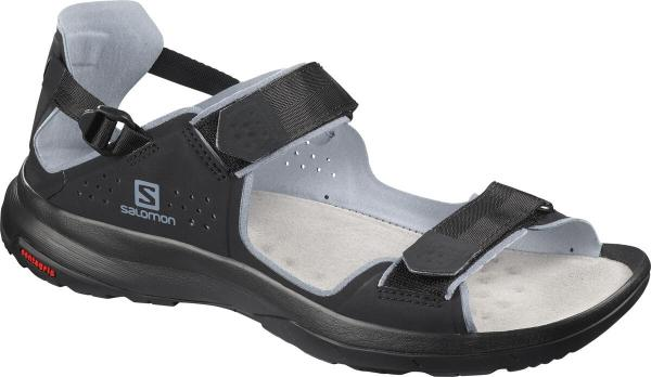 Outdoorová obuv Salomon TECH SANDAL FEEL Black / Flint