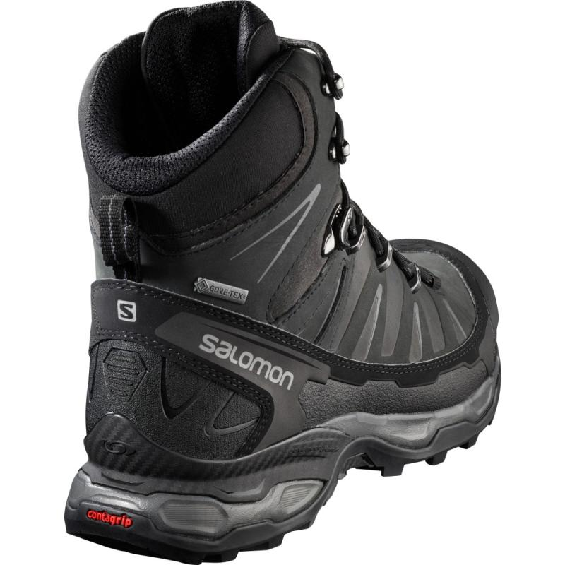 Obuv SALOMON X ULTRA TREK GTX Black/Black/Magnet