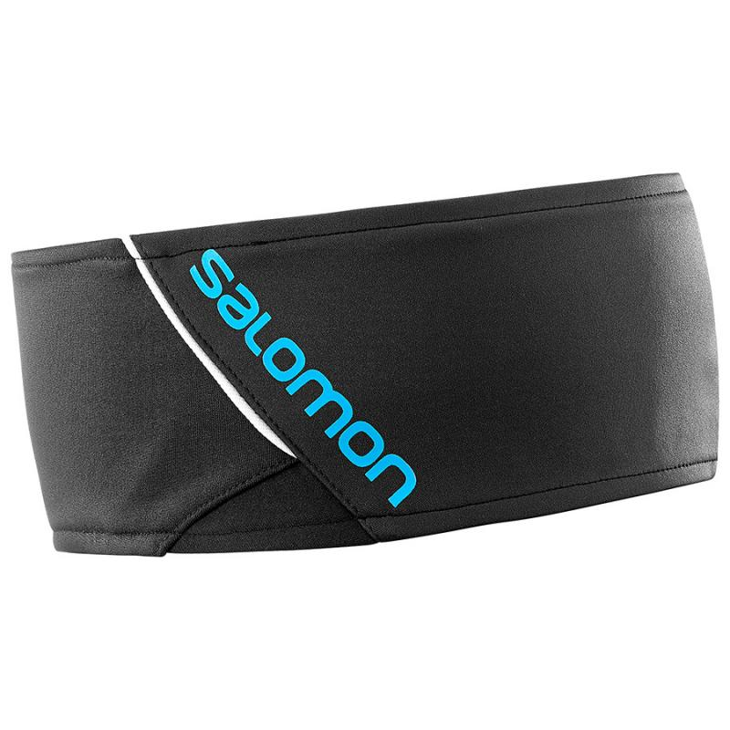 Čelenka Salomon RS HEADBAND Black / Black / Transcendental