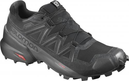 Trailová obuv Salomon SPEEDCROSS 5 GTX Black/Bk/Phantom