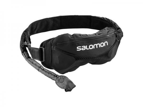 Izolovaná ľadvinka Salomon S/RACE INSULATED BELT SET Black