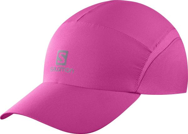 Čiapka Salomon XA CAP Fuchsia Red / Charcoal