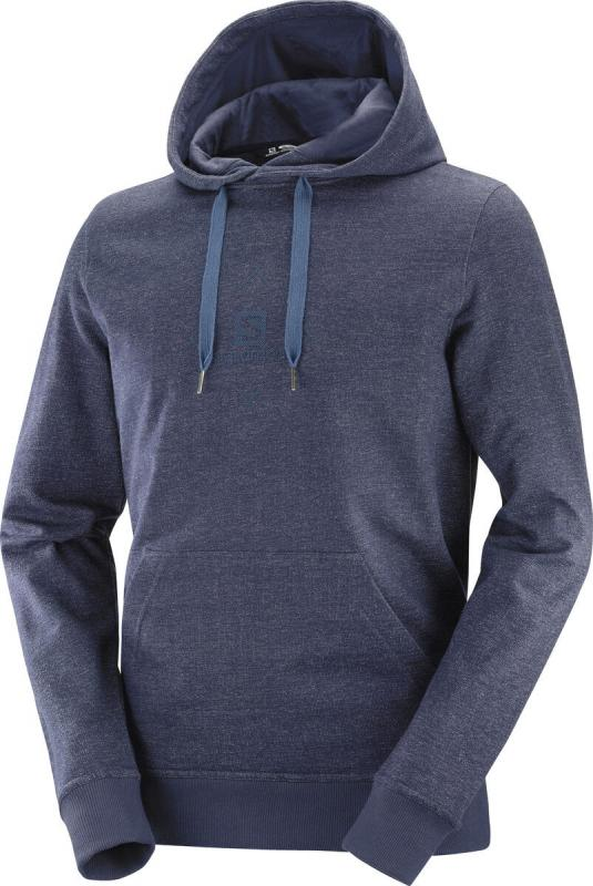 Pánska mikina SALOMON SHIFT HOODIE M Night Sky/ Dark Denim