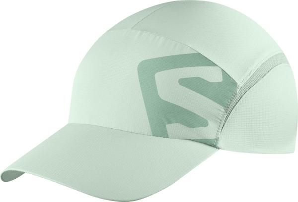 Čiapka Salomon XA CAP Opal Blue/Harbor Gray