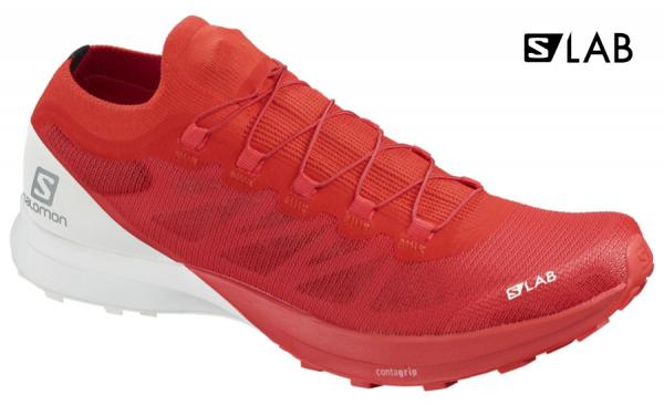 Bežecká obuv Salomon S/LAB SENSE 8 Racing Red / White / White