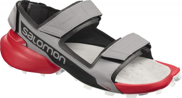 Outdoorová obuv Salomon SPEEDCROSS SANDAL Alloy/Bk/High Ris