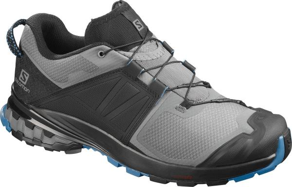 Outdoorová obuv SALOMON XA WILD Quiet Shade / Black / Blue