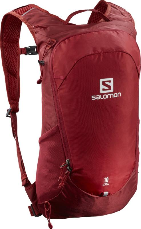 Batoh Salomon TRAILBLAZER 10 CHili Pepper / Red Dahlia / Ebony