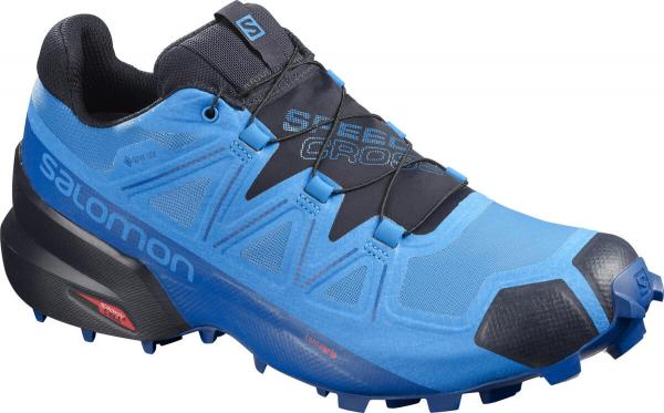 Pánska trailová obuv Salomon SPEEDCROSS 5 GTX Blue Aster / Lapis Blue
