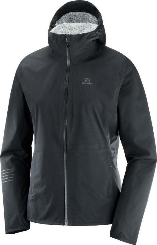 Dámska bunda Salomon LIGHTNING WP JKT W Black