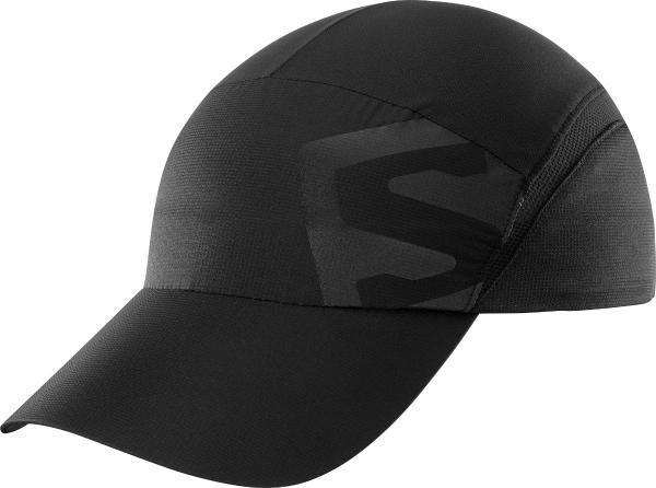 Čiapka Salomon XA CAP Black/Shiny Black
