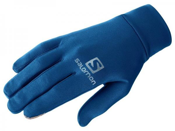 Rukavice Salomon AGILE WARM GLOVE U Poseidon