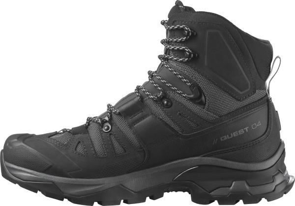 Pánska turistická obuv Salomon QUEST 4 GTX Magnet / Black / Quarry