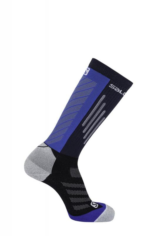 Ponožky COMPRESSION Nautical Blue/Black