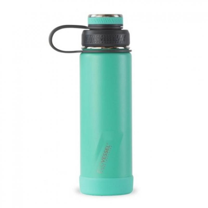 Nerezová termofľaša Eco Vessel Boulder 600 ml Aqua Breeze