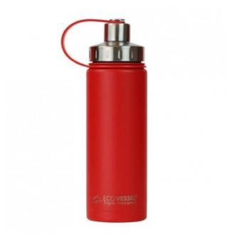 TERMOFĽAŠA ECO VESSEL 600ml Jazz Red