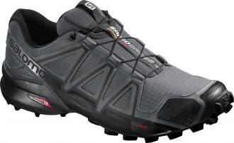 Obuv SALOMON SPEEDCROSS 4 DARK CLOUD/Bk/GY