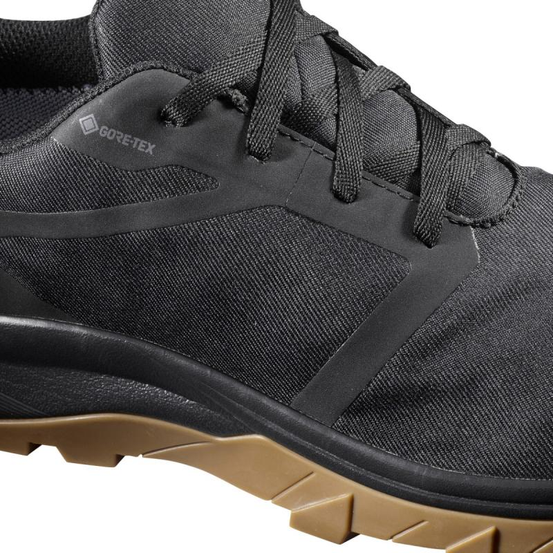 Obuv Salomon OUTbound GTX Black/Black/GUM1A