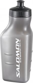 Fľaša Salomon 3D BOTTLE 600 ml Light Grey