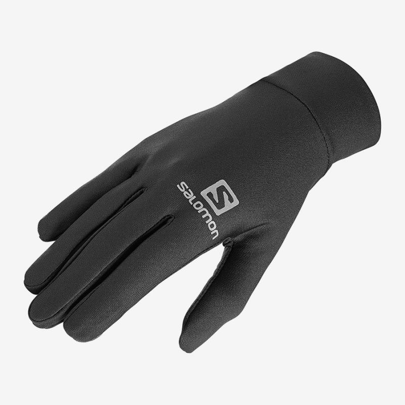 Rukavice Salomon AGILE WARM GLOVE U Black