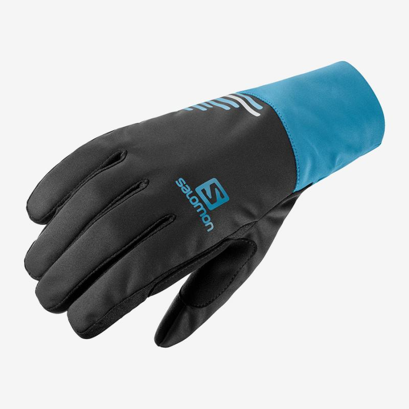Salomon rukavice EQUIPE GLOVE U black/liner