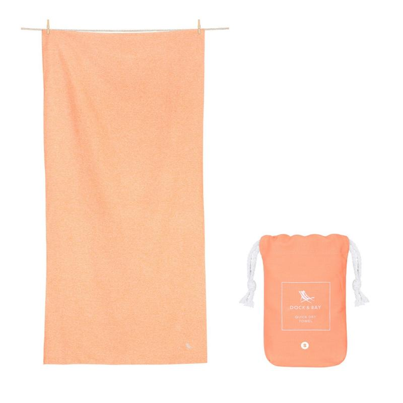 Uterák DOCK&BAY ACTIVE ECO Dune Orange