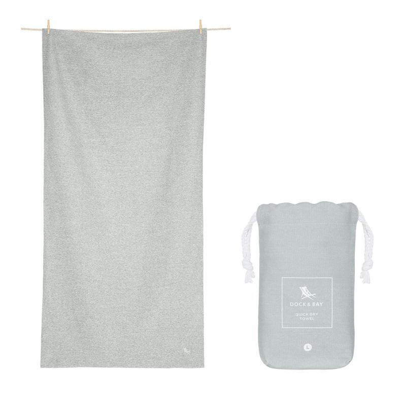 Uterák DOCK&BAY ACTIVE ECO Mountain Grey
