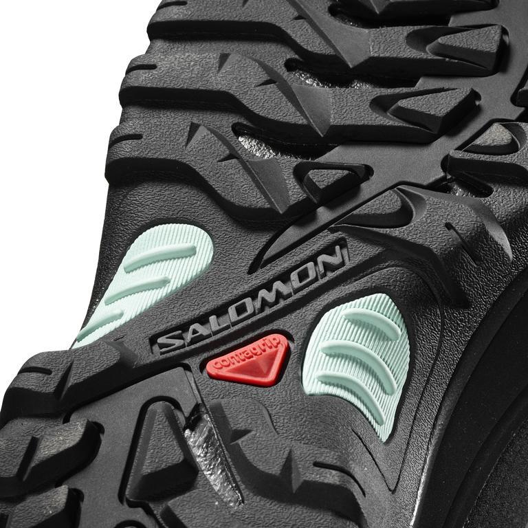 Zimná obuv Salomon SHELTER CS WP W Bk Bk Eggshell 1519beb8481