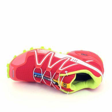 f5c9a46fd00a Bežecká obuv Salomon SPEEDCROSS 3 W Lotus Pink   Papaya   Gecko Green
