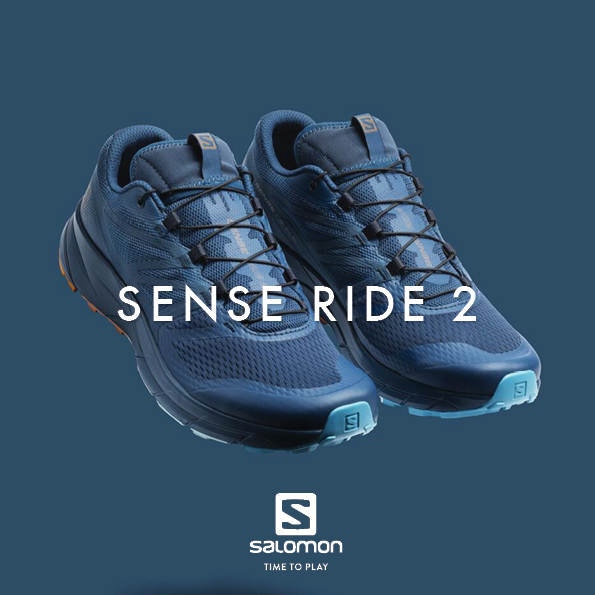 Salomon SENSE RIDE 2 - Recenzia - Sansport Blog