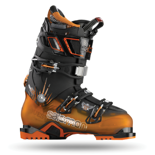 2011 Salomon Quest Boots